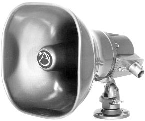 Atlas Sound AP-15TUC Emergency Signaling Loudspeaker 15W - Double Re-entrant -