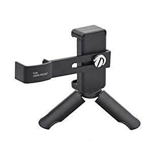 Action Pro Pocket Mobile Phone Securing Clip Bracket Mount Desktop Tripod Compatible with DJI Osmo Pocket Handheld Gimbal Accessories 1