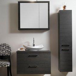 Iotti A15-Wenge-637509912314 Aurora Collection Bathroom Vanity, Wenge