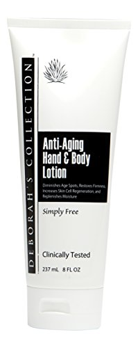 Deborah's Collection Simply Free Anti-Aging Hand & Body (Anti Aging Collection)