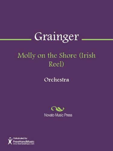 Molly on the Shore (Irish Reel) - Piano Accomp./Conductor's Score ()