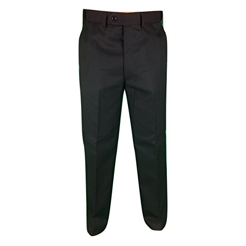 Mens Expandable Expand-A-Band Thermal  Self Adjusting Waist Band Trousers 32-46