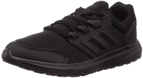 2e8d5c772e6 adidas Galaxy 4 Men's Road Running Shoes, Black, 7 UK (40 2/3 EU ...