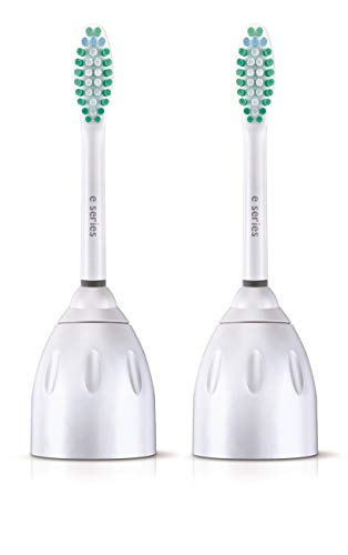 Philips Sonicare E-Series Replacement Toothbrush Heads, HX7022/66