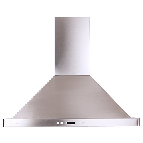 Cavaliere SV218B2-30 Wall Mount Range Hood with 900 CFM in Stainless Steel