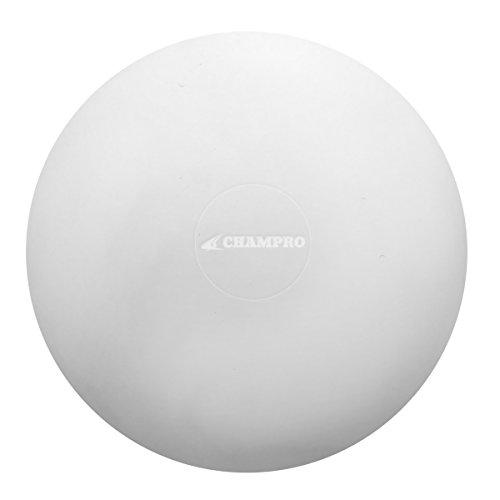 Champro Lacrosse Balls,6 PK, White,Nocase