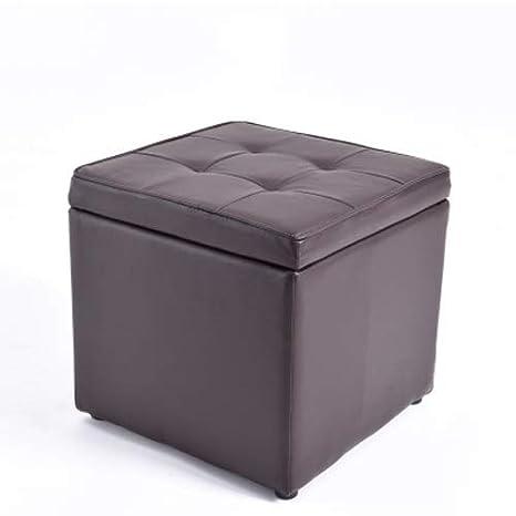 Prime Amazon Com Paddia Faux Leather Folding Ottoman Storage Cjindustries Chair Design For Home Cjindustriesco