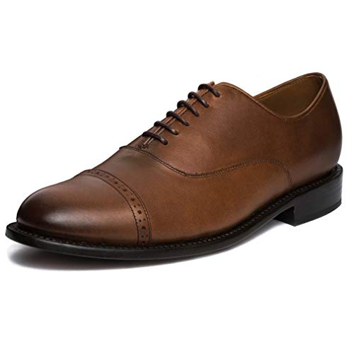 Thursday Boot Company Broadway Men's Dress Shoe, Chestnut, 13 M -