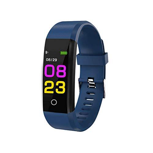 LQRLY Fitness Trackers, Activity Tracker Smart Watch met hartslagmeter, stappenteller, slaapmonitor, waterdicht…
