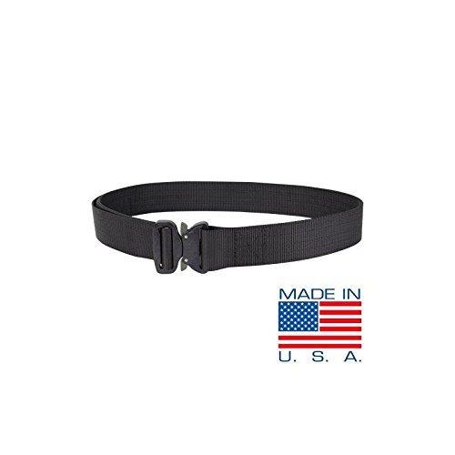 CONDOR US1078-002-S Cobra Tactical Belt S Black by CONDOR