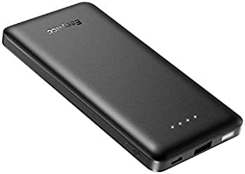 EasyAcc Slim 10000mAh Portable Power Bank