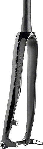 TRP Carbon CX Through Axle Fork, Matte Black/Gloss Black, 15mm by TRP