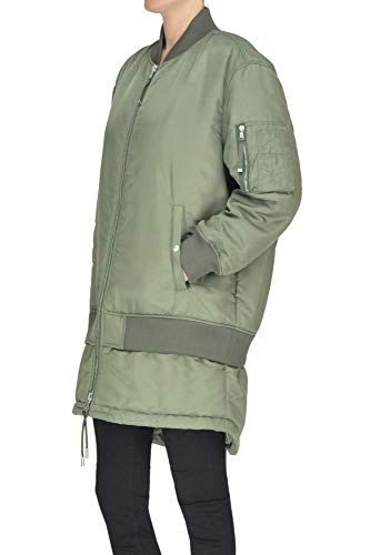 Giacca Diesel Outerwear Poliestere Black Verde Gold Mcglcsc000004075i Donna qxCEp