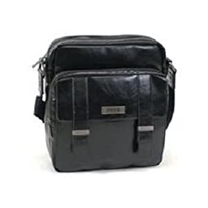 Kenneth Cole Backstreet DayBag with iPad Pocket PVC, Black (538285-02)