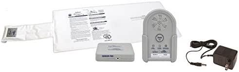 Secure Wireless Bed Exit Alarm Set for Patient Fall and Wandering Prevention - 12