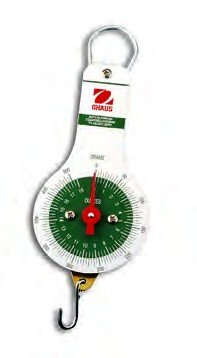 Ohaus: 8016-00 Mechanical Spring Scale (Dial Type)