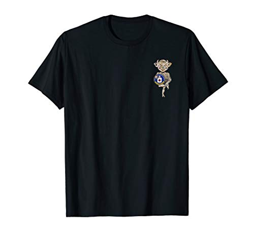 Central Intelligence Agency Services Laughing Devil T-Shirt
