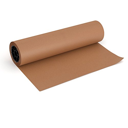 Pink Kraft Butcher Paper Roll product image