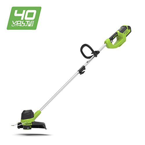 Greenworks Tools G40LT String Trimmer, 40V, (Model: 2101507)
