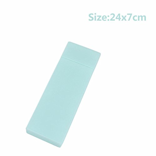 Coerni Cute Pure Color Pencil Holder Case Pencil Bag For Kids on SALE (F) (Diaper Gift Certificates)
