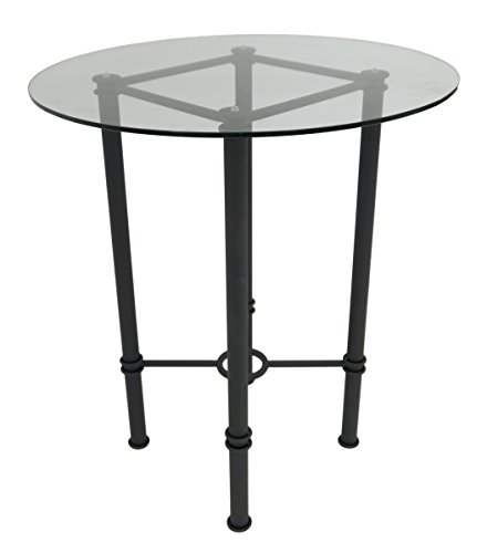 impacterra-a59-bar-table-40-matte-black-clear-glass