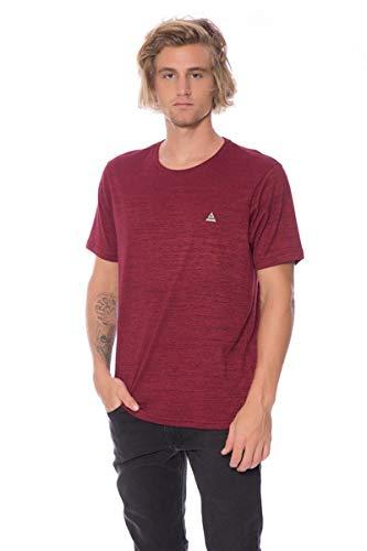 Camiseta Basica Vinho