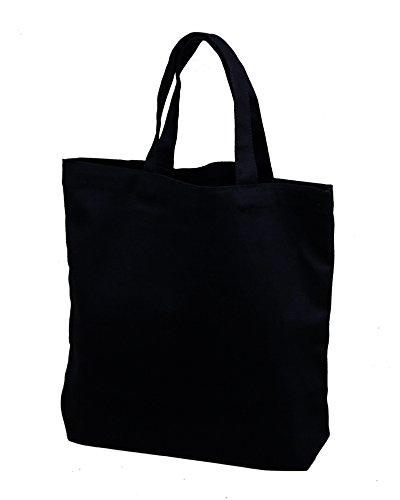 - Set of 12 - Medium Tote Bag 14x13x3