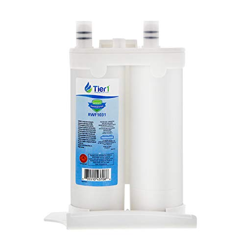 Tier1 Replacement for Frigidaire WF2CB PureSource2, NGFC 2000, 1004-42-FA, 469911, 469916, FC 100 Refrigerator Water Filter (Ice Filter Maker Frigidaire)