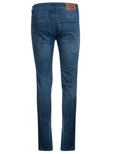 Algodon Fay Hombre Azul Ntm8238196lhaeu801 Jeans qf6xaPf