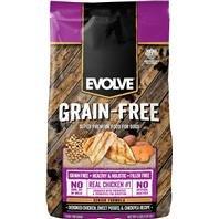 DPD EVOLVE GRAIN FREE SENIOR DOG FOOD - Size: 14 LB - Color CHICKEN/SP/PEA