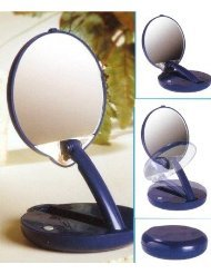 Magnifying Lighted and Adjustable Compact Mirror (15x Magnifying) Body Care / Beauty Care / Bodycare / BeautyCare