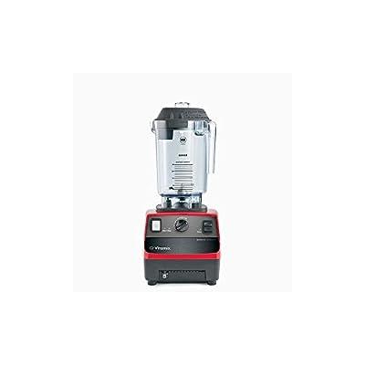 Vitamix 62825 Red Drink Machine Advance 48 Ounce Blender