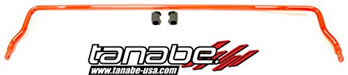 Rear Sustec Stabilizer Bars - Tanabe TSB019R Sustec 27.5mm Diameter Rear Sway Bar for 1990-1995 Toyota MR-2 SW20