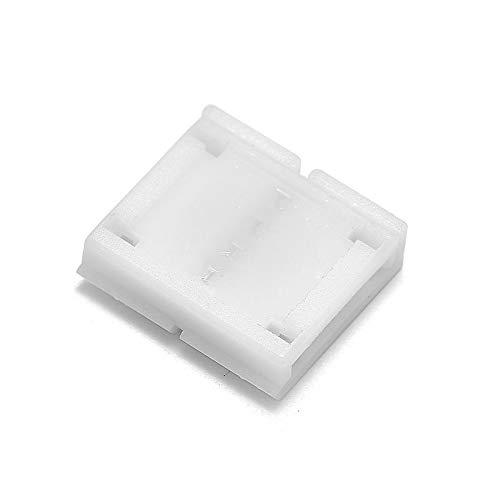 Gimax 2000pcs 8mm 10mm 4 Pin RGB LED Strip Connector 12mm 5 Pin RGBW Connector For SMD LED Strip Lights - (Color: 12mm 5pin, Connector Type: Panel Connector, Pins: 4P) by GIMAX (Image #4)