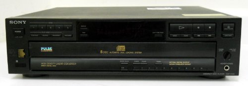 sony-cdp-c515-compact-disc-player-cd-5-disc-changer-automatic-disc-loading-system