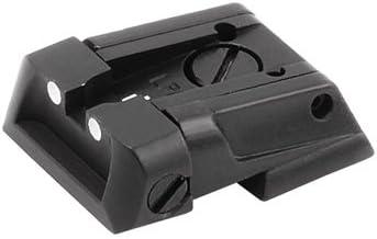 Crosman LPA MIM Rear Sight, For Crosman Guns with a Steel Breech