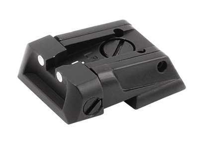 Crosman Rear Sight Steel Breech