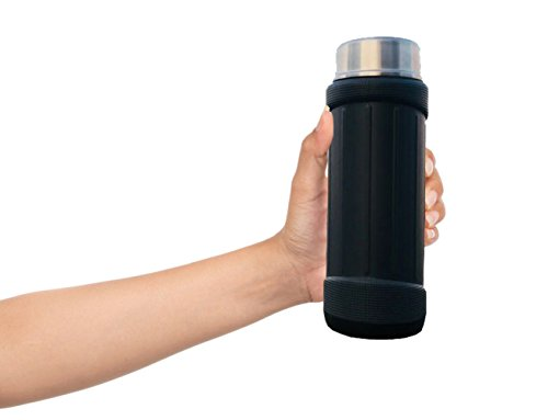 Kuber Industries Insulated Flask 6 hours Hot / Cold Mug, Wat