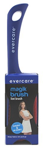 Evercare Lint Brush (Evercare Magik Brush (2 Sided Lint Pic-Up Brush))