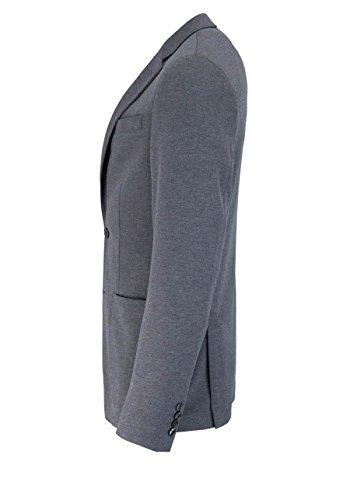 DIGEL Sakko Move Active Suit NEEL-ST mit Teilungsnaht dunkelgrau Größe 56