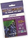 Matt's Munchies Snack, Grape For Sale