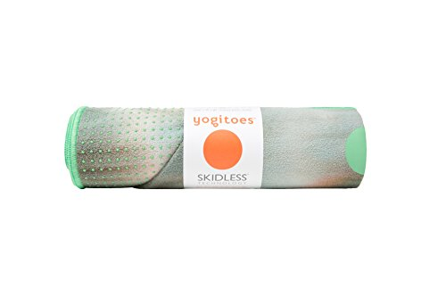 yogitoes Yoga Mat Towel, Multicolor