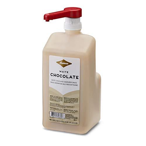 Fontana White Chocolate Mocha Sauce, 63 fl oz