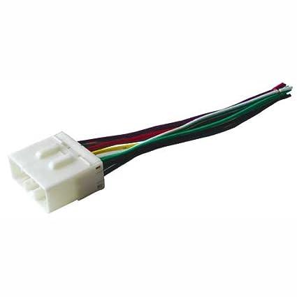 amazon com stereo wire harness hyundai accent 95 96 97 98 99 1995 rh amazon com