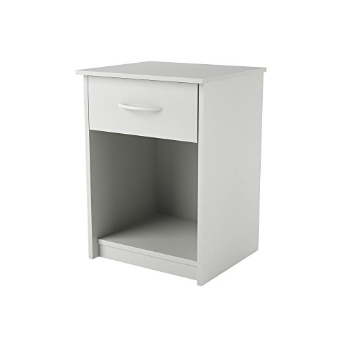 Ameriwood Home  Core Nightstand, White by Ameriwood Home (Image #3)