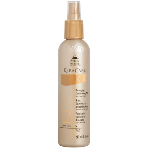 Avlon KeraCare Detangling Conditioning Mist 8 fl. oz. (240 ml) - Detangling Mist