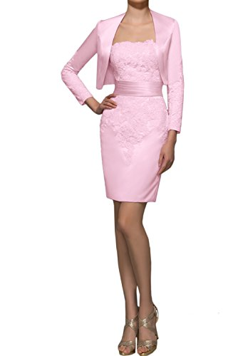 TOSKANA BRAUT - Vestido - Estuche - para mujer Rosa 38