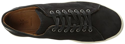 Frye Mænds Rollator Lav Lace-up Mode Sneaker Sort oVonzo