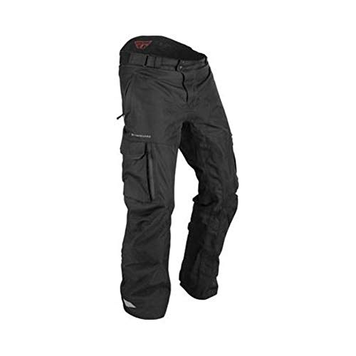 (Fly Racing Terra Trek Pants (30) (Black))