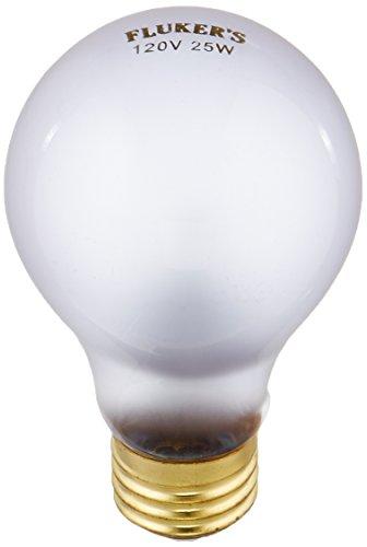 Fluker's Neodymium Daylight Bulbs for Reptiles 25 (Fluker Lighting)